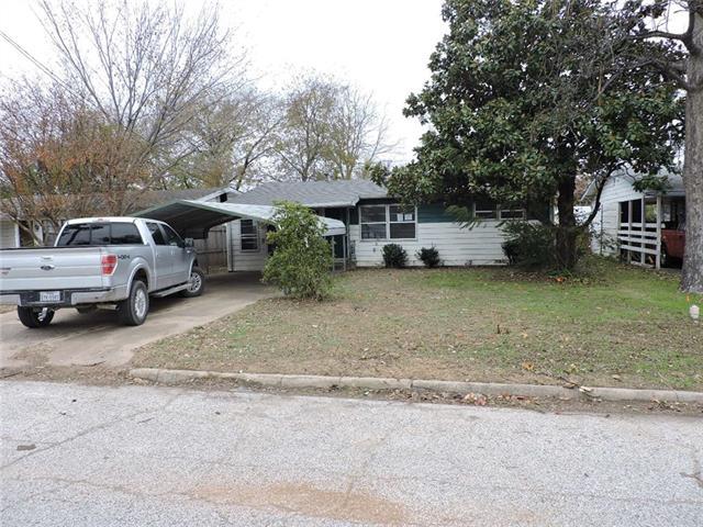 Photo of 1045 W Coffin Street  Denison  TX