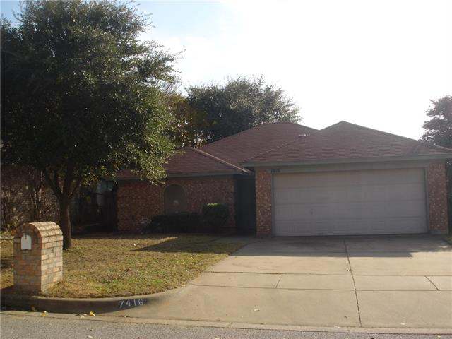 Photo of 7416 E Eastern Drive  Fort Worth  TX