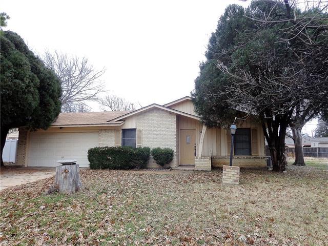 Photo of 3304 Sagebrush Drive  Denton  TX