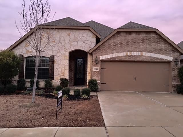 Photo of 3320 Evening Wind Road  Denton  TX