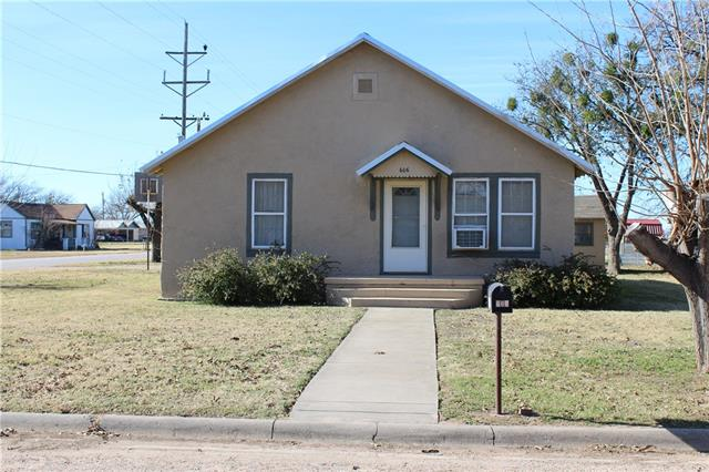 Photo of 606 S Avenue G  Haskell  TX
