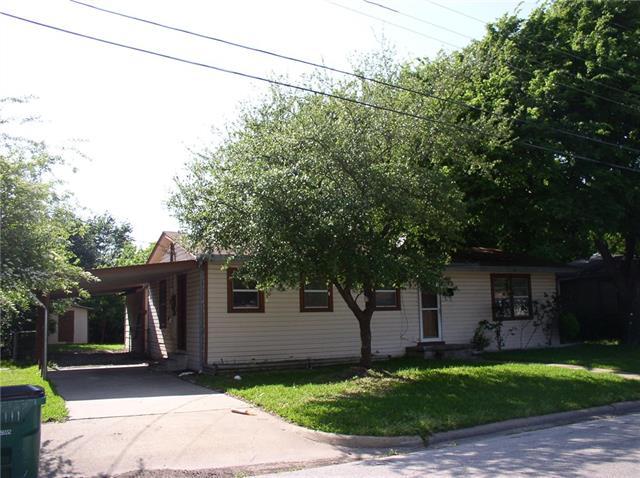 Photo of 1808 Feagin Street  Kaufman  TX
