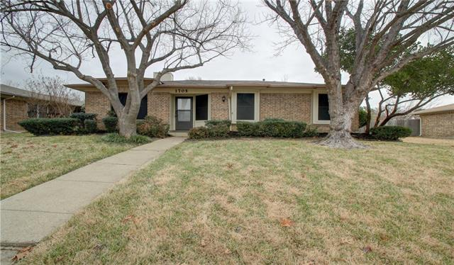 Photo of 1705 Sterling Lane  Lewisville  TX
