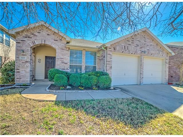 Photo of 421 Stanley Falls Drive  Anna  TX