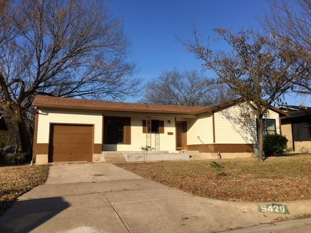 Photo of 5429 Purington Avenue  Fort Worth  TX