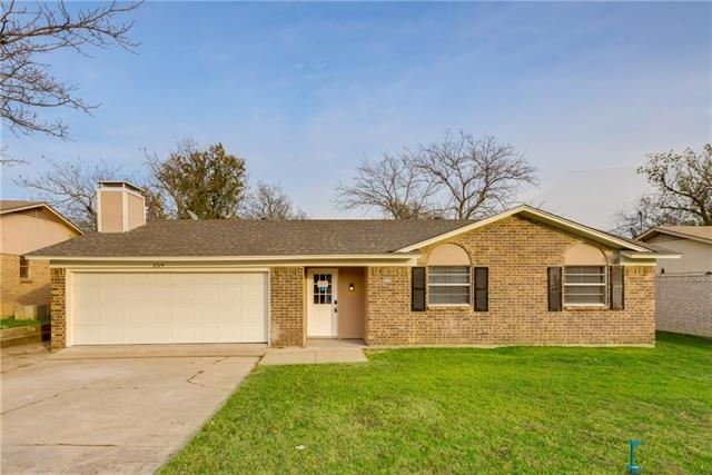 Photo of 6524 Bernadine Drive  Watauga  TX