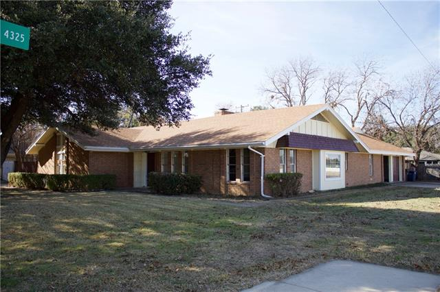 Photo of 4800 Harlan Avenue  Fort Worth  TX