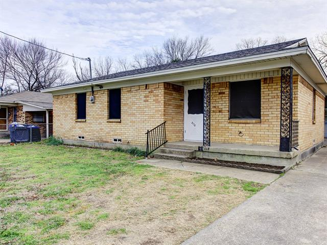 Photo of 8710 Quinn Street  Dallas  TX