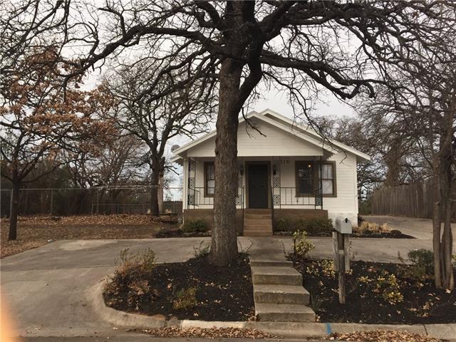 Photo of 319 Ruth Street  Denton  TX