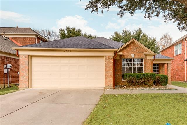 Photo of 1820 Newton Drive  Flower Mound  TX