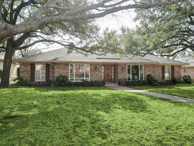 Photo of 7628 Meadowhaven Drive  Dallas  TX