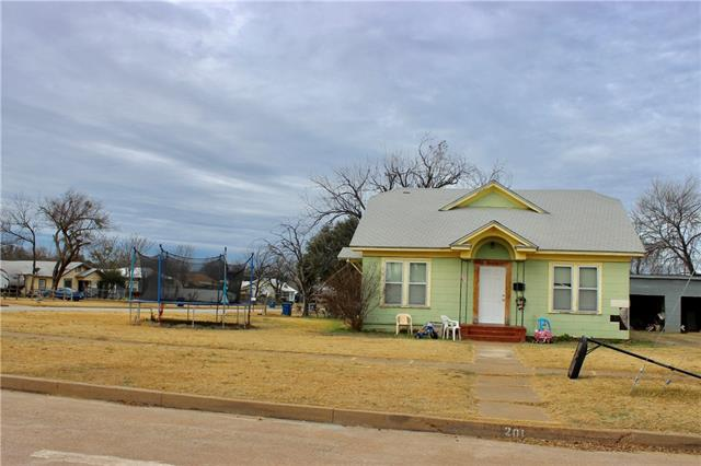 Photo of 201 N Hartford Street  Breckenridge  TX