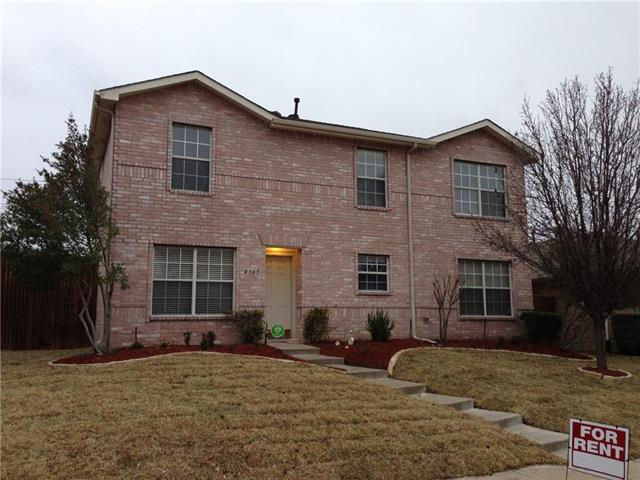 Photo of 4365 Onyx Drive  Carrollton  TX