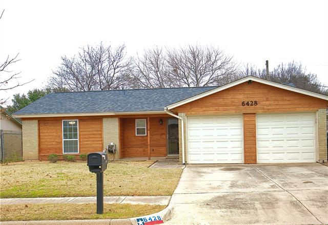 Photo of 6428 Macarthur Drive  Watauga  TX