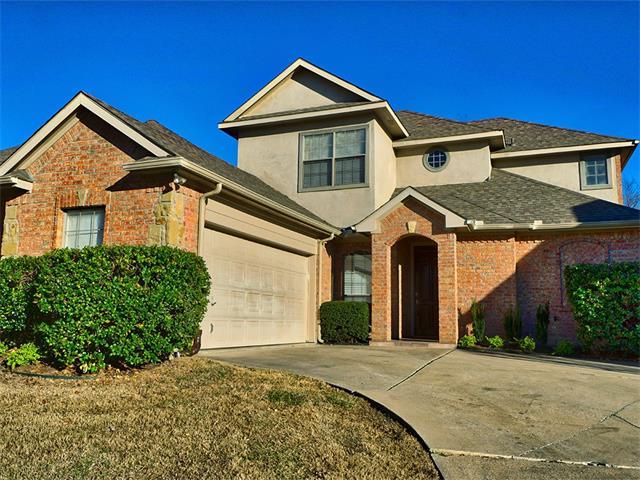 Photo of 639 Wyndham Circle  Keller  TX
