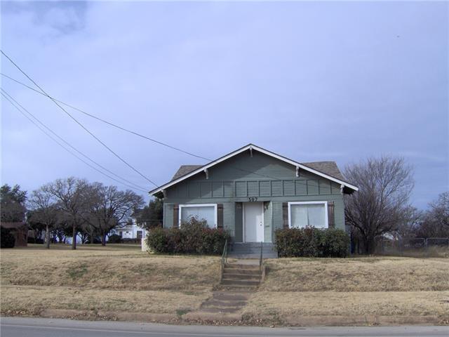 Photo of 507 S Seaman  Eastland  TX