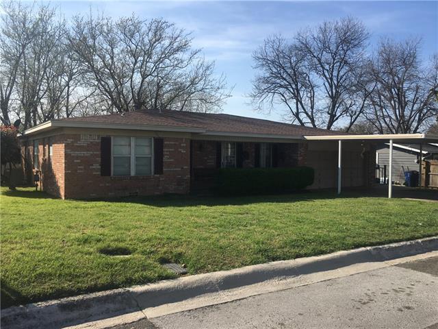 Photo of 1304 S Hatcher Street  Decatur  TX