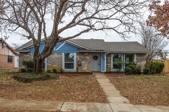 Photo of 1417 Catalina Drive  Lewisville  TX