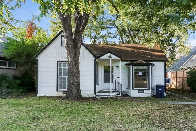 Photo of 5405 El Campo Avenue  Fort Worth  TX
