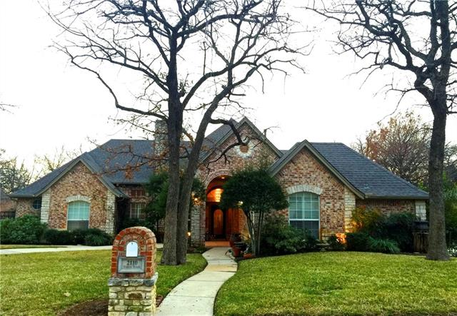 Photo of 2110 Hidden Woods Court  Arlington  TX