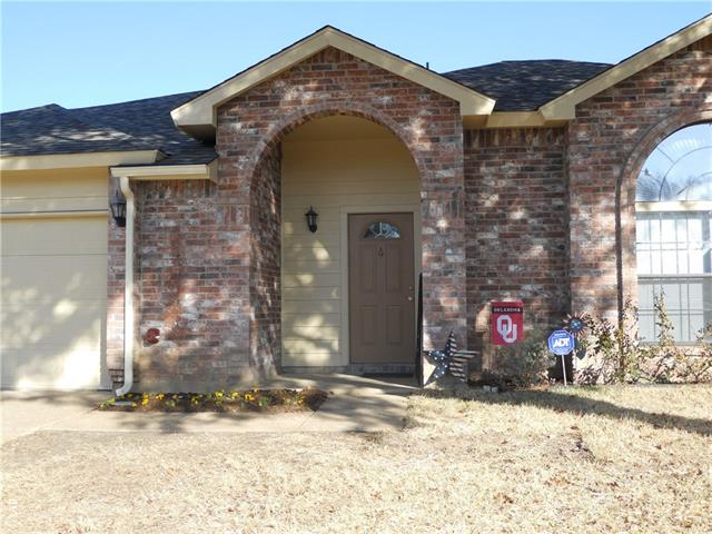 Photo of 1709 Raton Drive  Arlington  TX