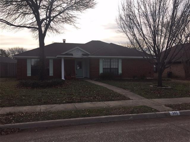Photo of 301 S Alder Drive  Allen  TX