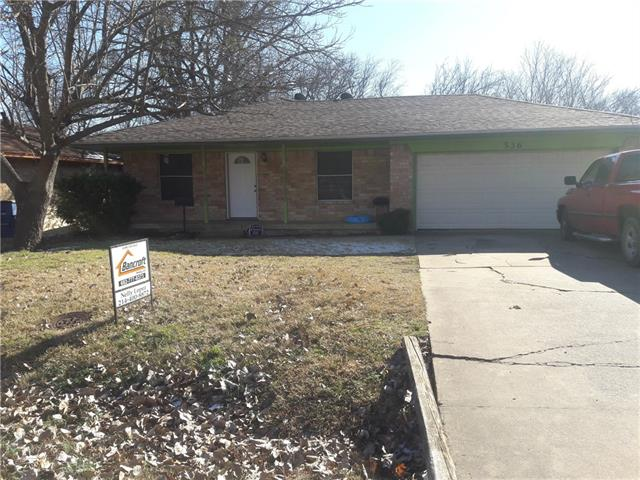 Photo of 536 Rea Avenue  Lancaster  TX
