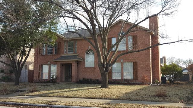 Photo of 7814 Coastway Drive  Rowlett  TX