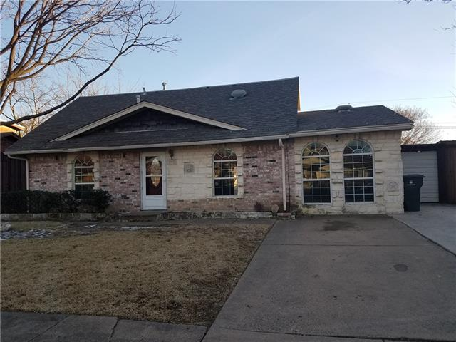 Photo of 1302 Rosewood Hills Drive  Garland  TX