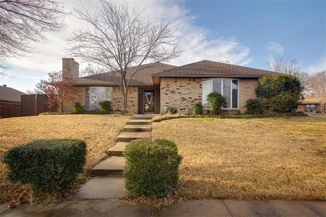 Photo of 2028 Oakmeadow Street  Bedford  TX