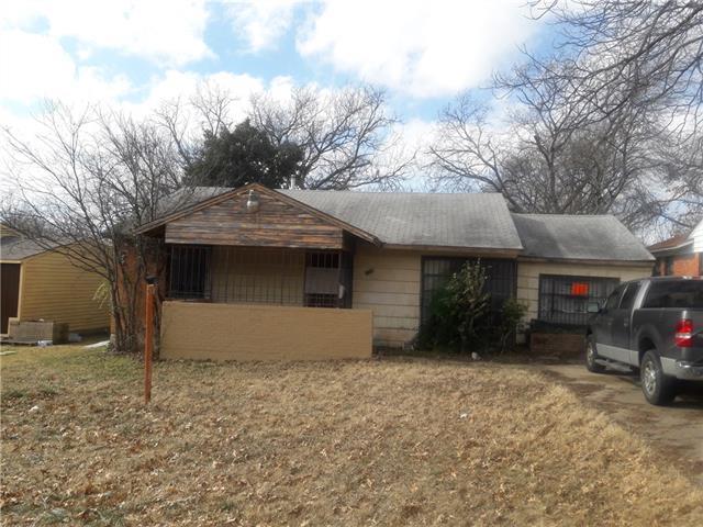Photo of 3607 S Ewing Avenue  Dallas  TX