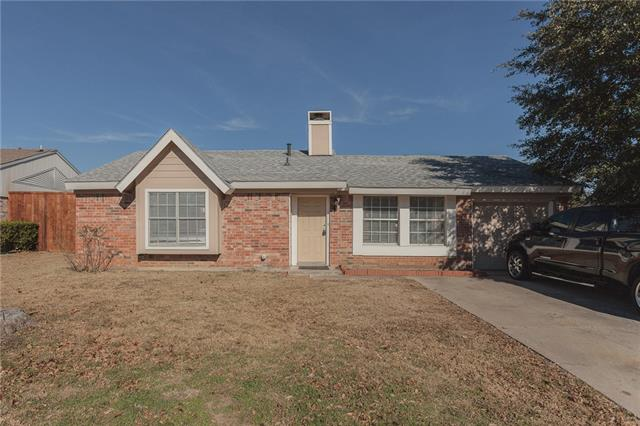 Photo of 1429 Caplin Drive  Arlington  TX