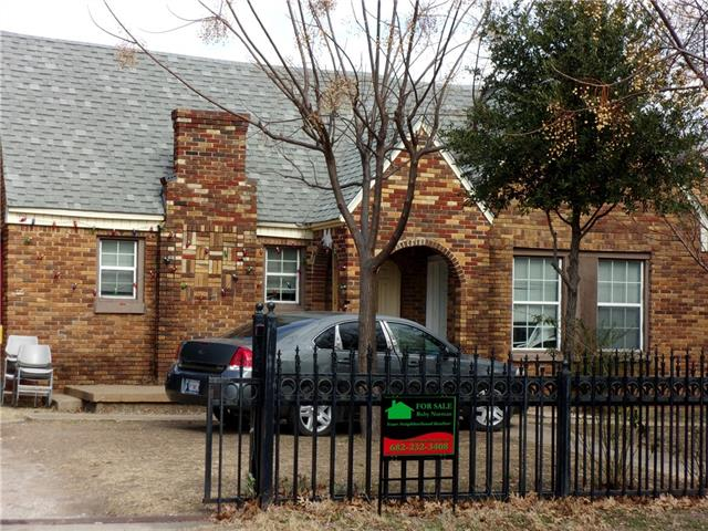Photo of 627 Winston Street  Dallas  TX