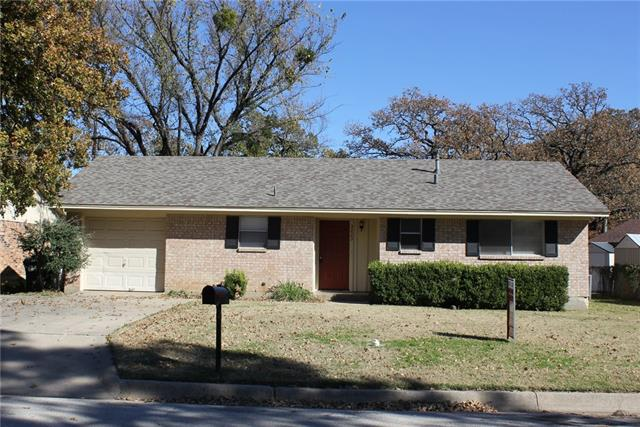 Photo of 3223 Bob O Link Lane  Denton  TX