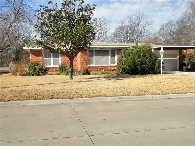 Photo of 1110 Wade Hampton Street  Benbrook  TX