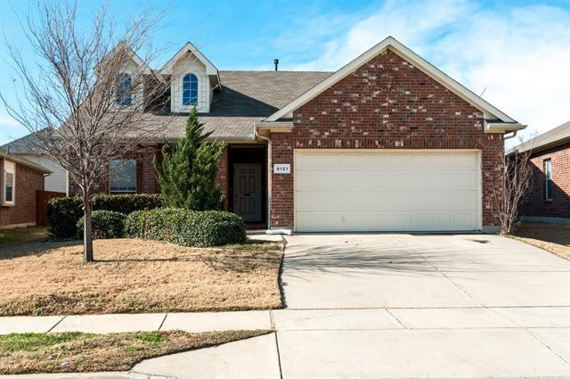 Photo of 6121 Farrah Drive  Fort Worth  TX