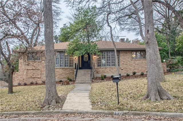 Photo of 3927 Belvoir Circle  Dallas  TX