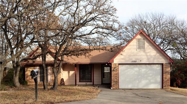 Photo of 1120 Pin Oak Drive  Denton  TX