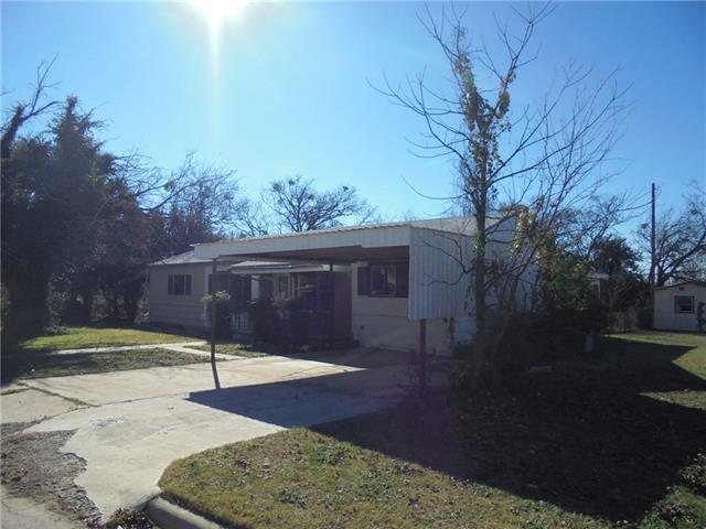 Photo of 116 Roselawn Street  Coleman  TX