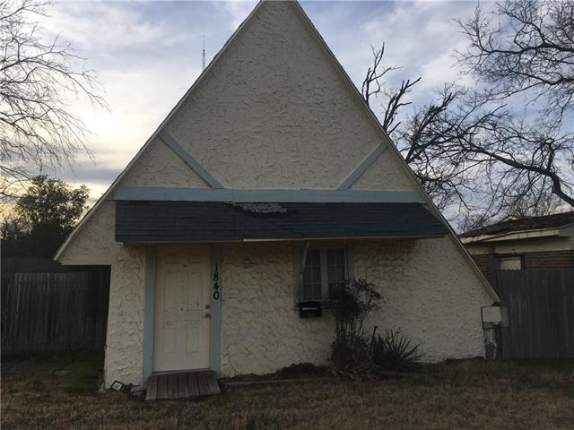 Photo of 1840 Oakland Boulevard  Fort Worth  TX