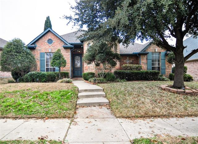 Photo of 4612 Holly Berry Drive  Plano  TX
