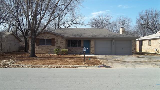 Photo of 833 Irwin Drive  Hurst  TX