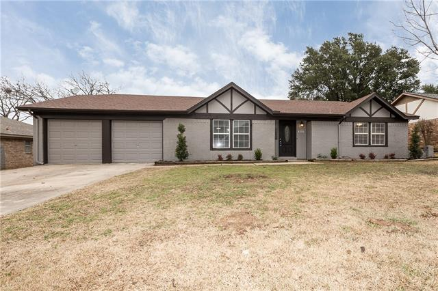 Photo of 6501 Cliffside Drive  North Richland Hills  TX