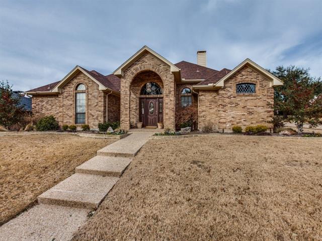 Photo of 4101 Ambrosia Lane  Plano  TX