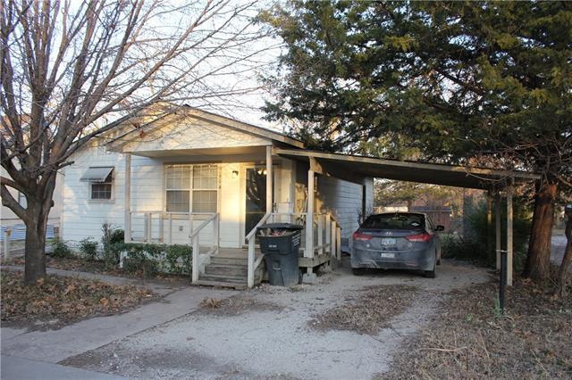 Photo of 614 Moran Street  Gainesville  TX