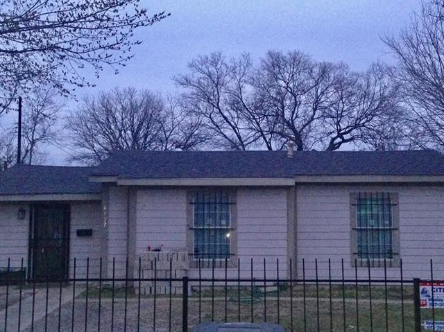 Photo of 4117 Wiman Drive  Fort Worth  TX