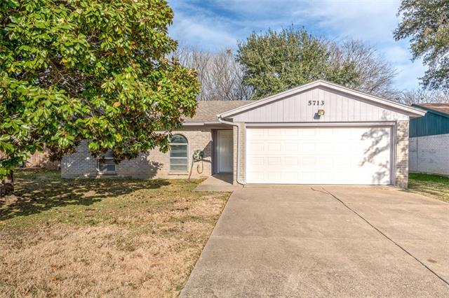 Photo of 5713 Macgregor Drive  Haltom City  TX