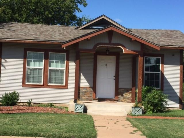 Photo of 610 Peach Street  Abilene  TX