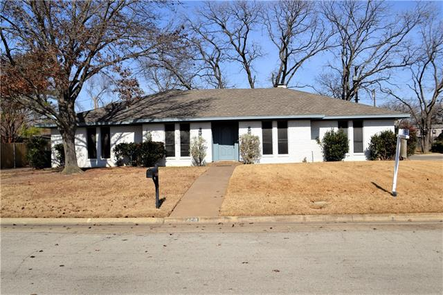 Photo of 408 Northridge Street  Denton  TX