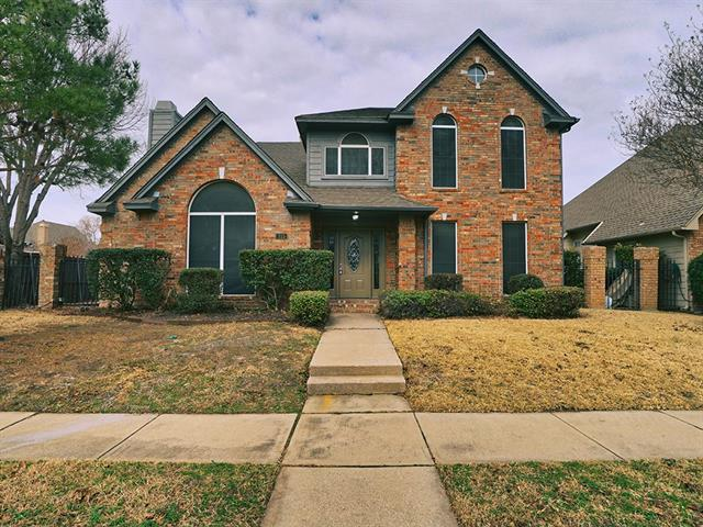 Photo of 315 Red River Trail  Irving  TX